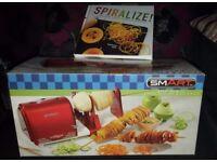 BNIB Electric Spiraliser, Slicer & Peeler