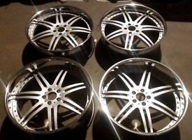 "22"" Vellano Forged Alloys 5x112"