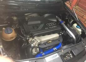 Vw Volkswagen Mk3 Golf GTI 1.8 20v Turbo Engine Conversion Rust Free