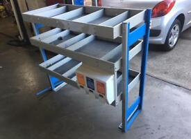 Sortimo bristor Van rack Shelve unit For Commercial Vehicle Heavy duty