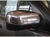 Brand new boxed Discovery 3 / 4 Range Rover Sport chrome mirror covers