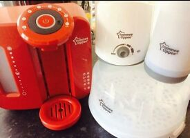 Tommee Tippee Bundle (Perfect Prep Incleded)