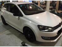 2010 Volkswagen Polo Moda