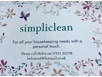House Cleaning Services. Highest Standards Guaranteed. Reliable and Trustworthy.