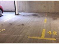 Secure Parking Space in Glasgow, G11, Lanarkshire (SP43488)