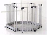 Babydan playpen Room divider Stair gate