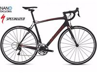 Specialized roubaix sl4 sport 2016 model 58 frame