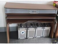 Sefour X60 Home DJ studio stand console
