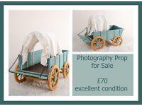 Photography Prop - Cowboy wagon