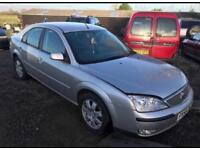 Ford Mondeo 2.0 tdci diesel breaking for parts/spares