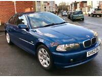 BMW 1 YEAR MOT MINT CONDITION