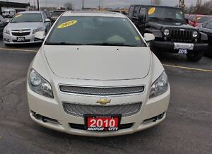 2010 Chevrolet Malibu LTZ Low K's Sun Roof Leather Seats OnStar