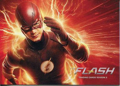 The Flash Season 2 Mini Master Set Base Set & 3 Chase Sets [99 Cards]