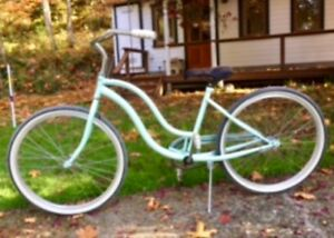 Bike « vintage » for woman or teenager girl