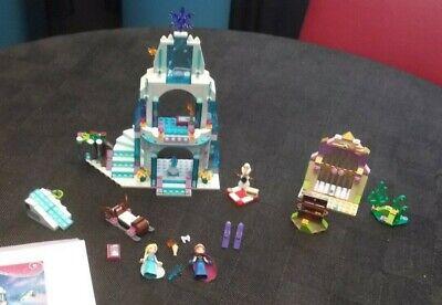 Lego Frozen 41062 Elsa's Sparkling Ice Castle - Olaf, Complete ++