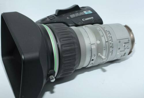 Canon VCL-719BXS Autofocus Lens for SONY PXW-X320 PMW-320 Camcorder