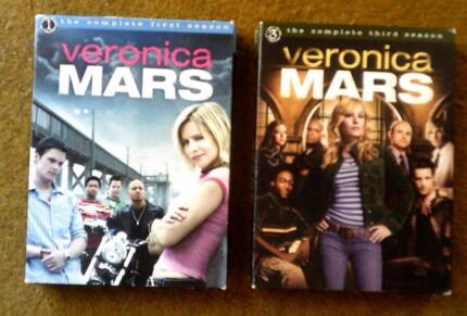 Veronica Mars Seasons 1 and 3