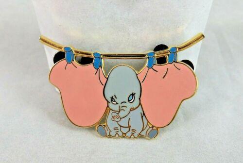 Disney Auctions Pin - Dumbo Clothesline