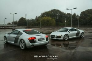 Audi R8 V8 4.2 FSI COUPE - MANUAL - MINT CONDITION