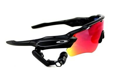 OAKLEY RADAR PACE Bluetooth Music Trainer Coaching Sport Sunglasses OO 9333-01