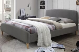 BRAND NEW QUEEN SIZE CAMERON BEDFRAME IN BOX