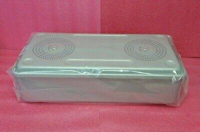Steritite Solid Sterilization Case Medical Container Lid 23.5 X 11 X 6 Sc06f