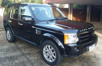 2008 Land Rover Discovery 3 Mornington Mornington Peninsula Preview