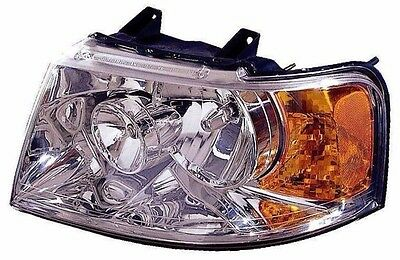NATIONAL RV DOLPHIN 2006 2007 2008 FRONT HEAD LIGHT LAMP MOTORHOME - LEFT