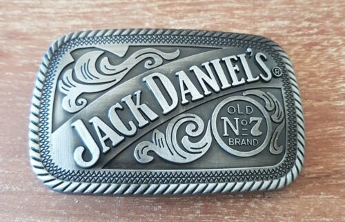 Jack Daniels, Tennessee Whiskey, Top, Gürtelschnalle, Neu