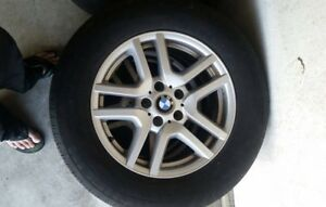 Bmw x5 wheels with tires for sale