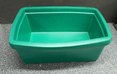 Bel-art Magic Touch Green Polyurethane Foam Insulated Lab Pan
