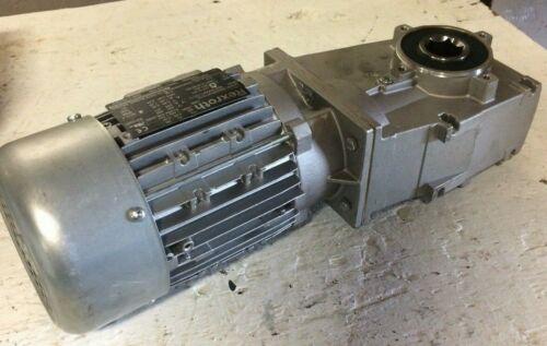 BOSCH Rexroth GKR04 2MHGR-071C12 Gear Reducer Motor .25/.30 kW