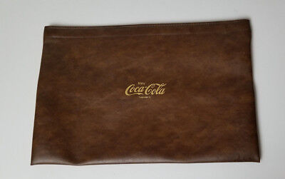 Vintage Coca Cola office document Bag - came from a coca cola executive