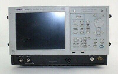 Tektronix Rsa6114a 9 Khz -14 Ghz Real-time Spectrum Analyzer No Hard Drive