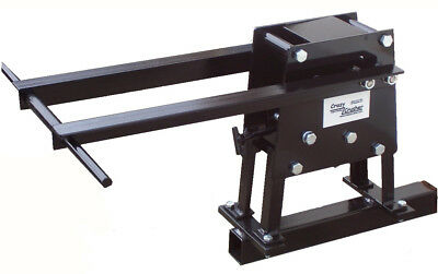 Patented Crazycrusher Rock Crusher With Optional 2 Hitch Mount