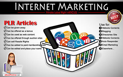 1100 Plr Articles On Internet Marketing Niche Private Label Rights