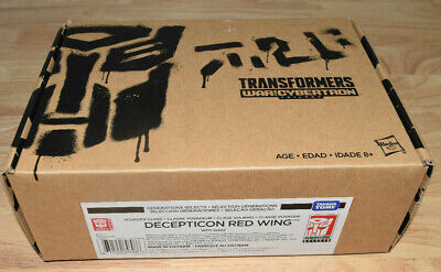 Transformers Generations Selects Redwing Action Figure *Read