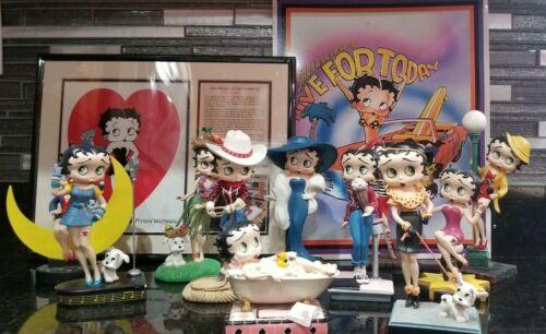 Betty Boop Lot- please read description