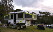 Jayco Dove Outback Camper 2017 Queanbeyan Queanbeyan Area Preview