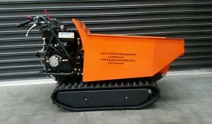 Excavater Mini Dumper skid steer mini dumpers 4x4 power barrow mini loader