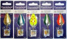 12 Danielson Mini Mite Spoons  Steelhead Trout Bass Walleye Perch