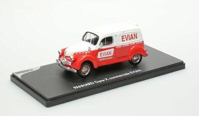 Panhard Dyna X, Evian 1/43