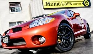 2007 Mitsubishi Eclipse V6 GT! MANUAL! Cruise+Alloy! ONLY $118/b