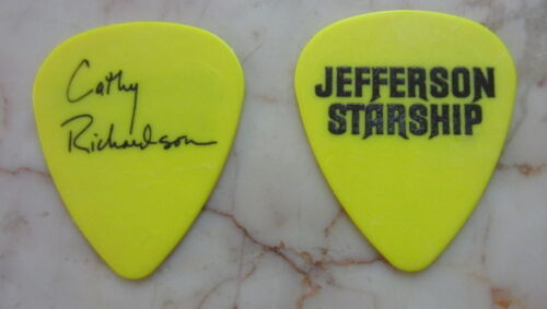 JEFFERSON STARSHIP TOUR GUITAR PICK!