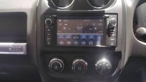 Jeep Dodge Chrysler SATNAV GPS BT DVD USB Installed with Camera = Sydney City Inner Sydney Preview