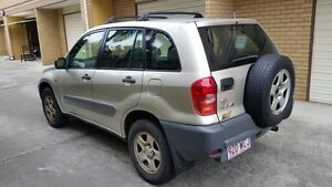 2001 Toyota RAV4 Wagon Greenslopes Brisbane South West Preview