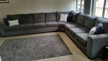 Custom made living room couches