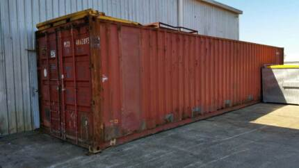 40ft Shipping Container Yatala Gold Coast North Preview