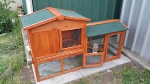 Used Rabbit hutch -  In excellent condition Parramatta Parramatta Area Preview