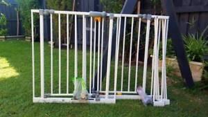 Two Kmart Baby Safety Gates Safety Gates Gumtree Australia
